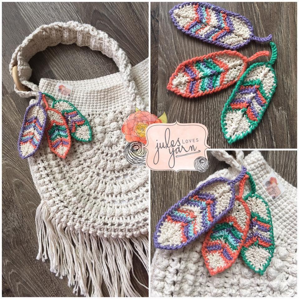 Crochet Feathers Pattern Free Tutorial All The Best Ideas Crochet