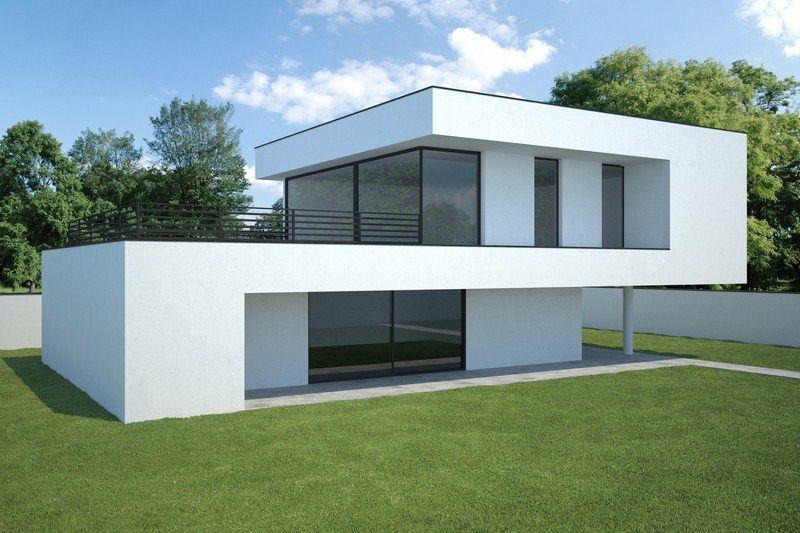 2 IMMOCREA - Maisons contemporaines (Copier)jpg (800×533) Houses