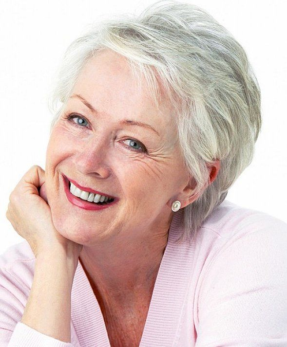Short Hairstyles For Women Over 60 That Still Look