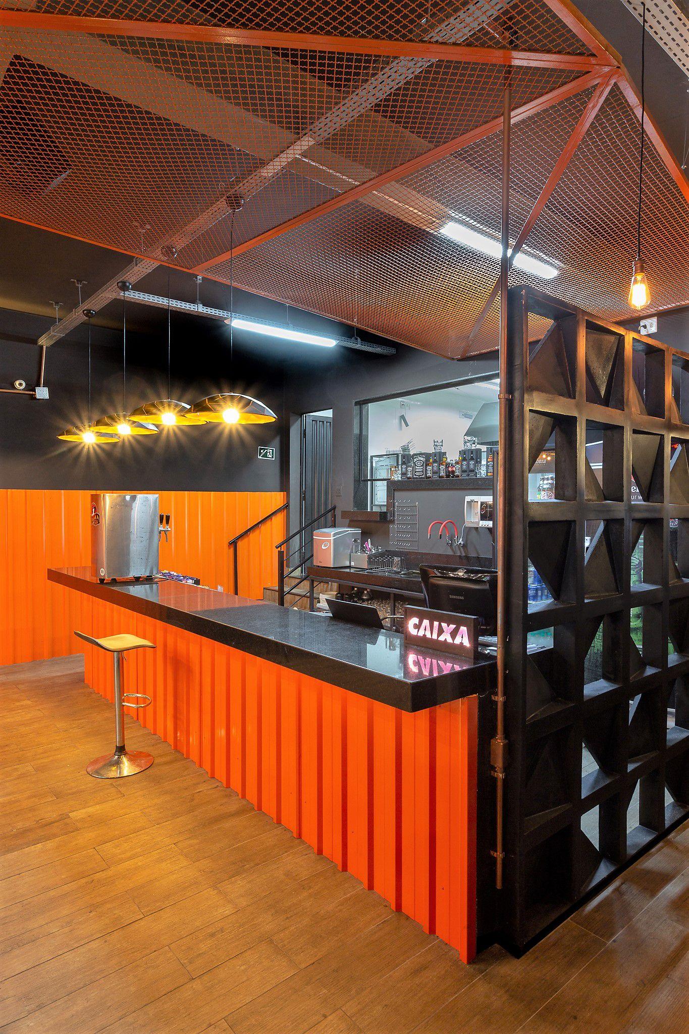 STOUT BURGER — Vertentes Arquitetura