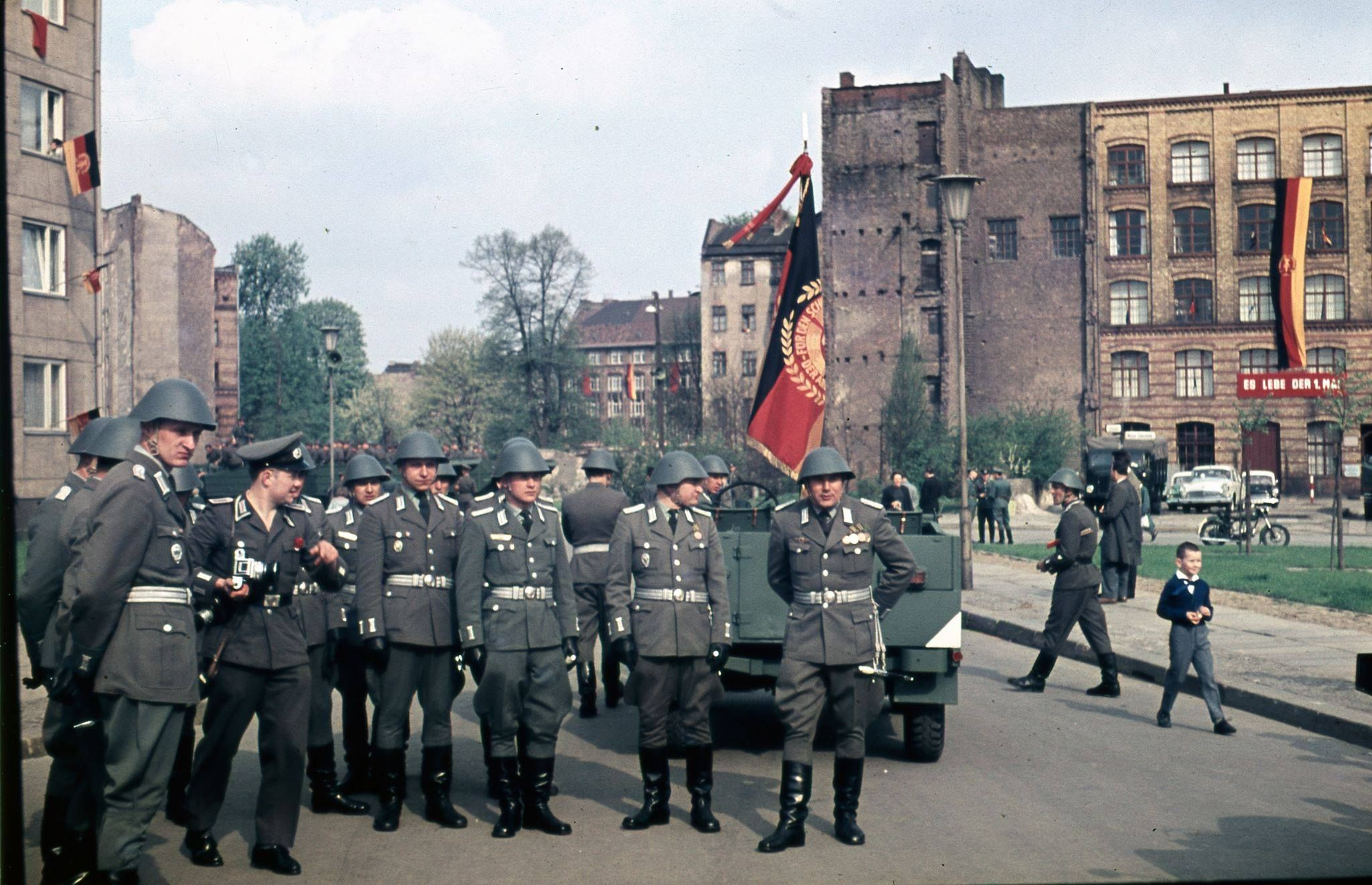 The East German Army - The New Wehrmacht?