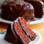 Classic Devils Food Cake