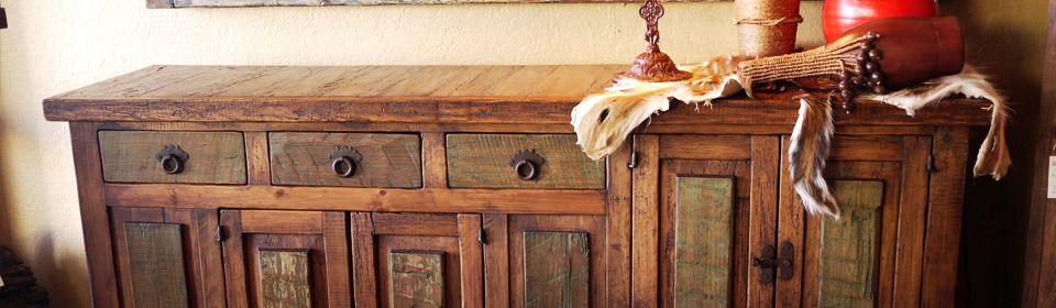 Vintage Western Ranch Furniture