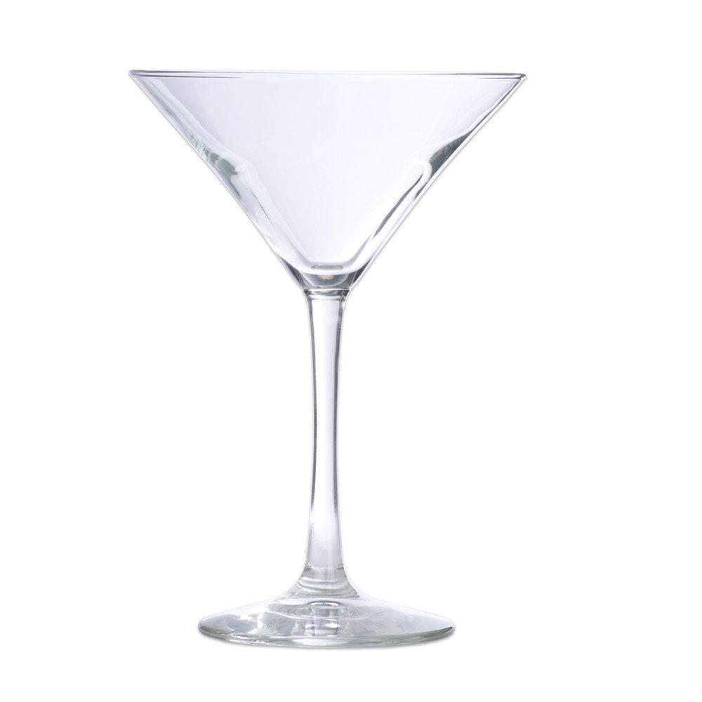 Libbey 7512 Vina 8 oz. Martini Glass 12 / Case
