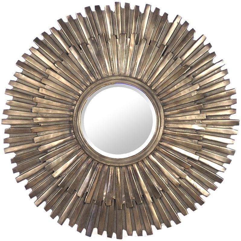 Zentique Daria Mirror In 2020 Mirror Decor Sunburst Mirror