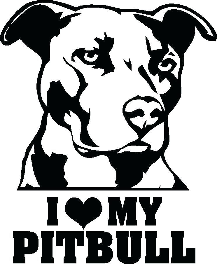 Pitbull Coloring Page Unique Coloring Pages For Drawn Pit Bull