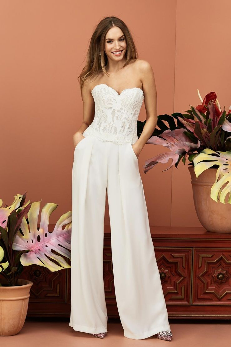 d7c9b7382c8 Renata Pant with coat (not shown) available at Blush Bridal and Prom -  Concord