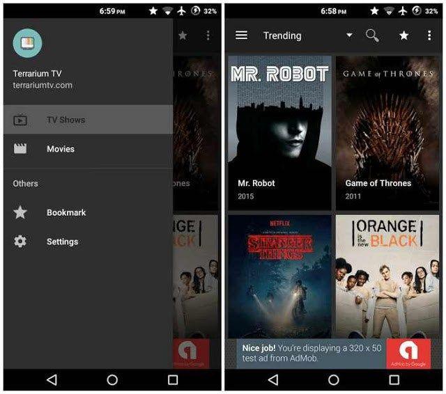 Terrarium TV Premium 1.9.10 + FireStick APK (With images