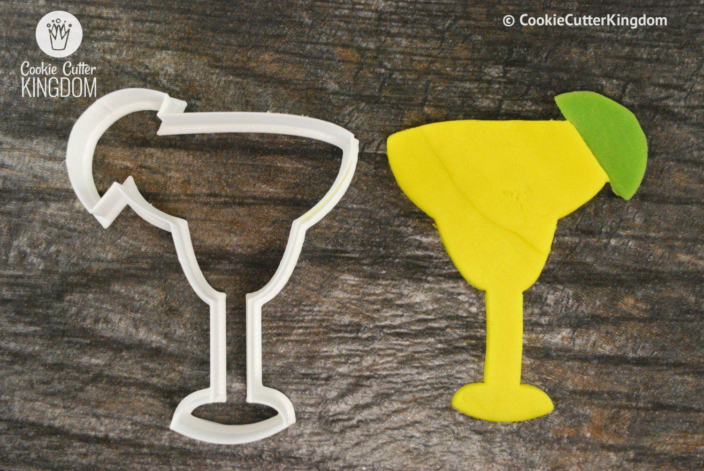 Margarita Glass Cookie Cutter