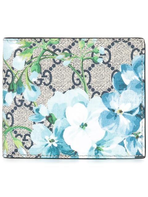 fe292e54d63f GUCCI floral print flat wallet. #gucci #flats | Gucci Men in 2019 ...
