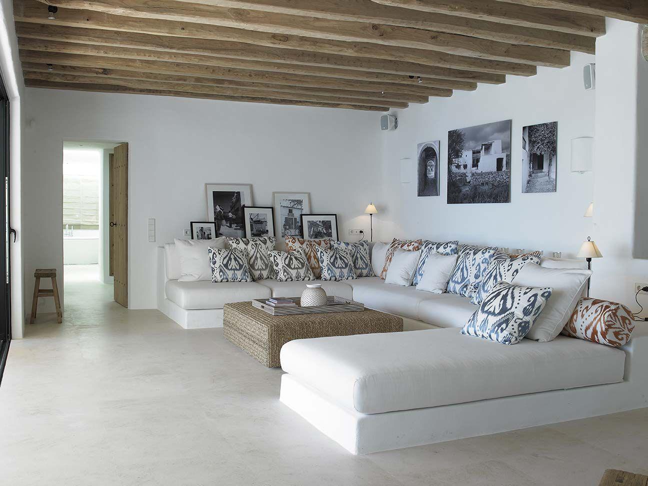 Sofa de obra son c modos me gusta como opci n decorativa for Sofas buenos y comodos