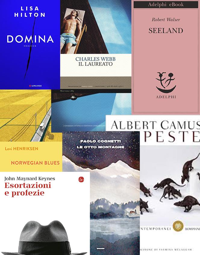 7 libri da portare in vacanza