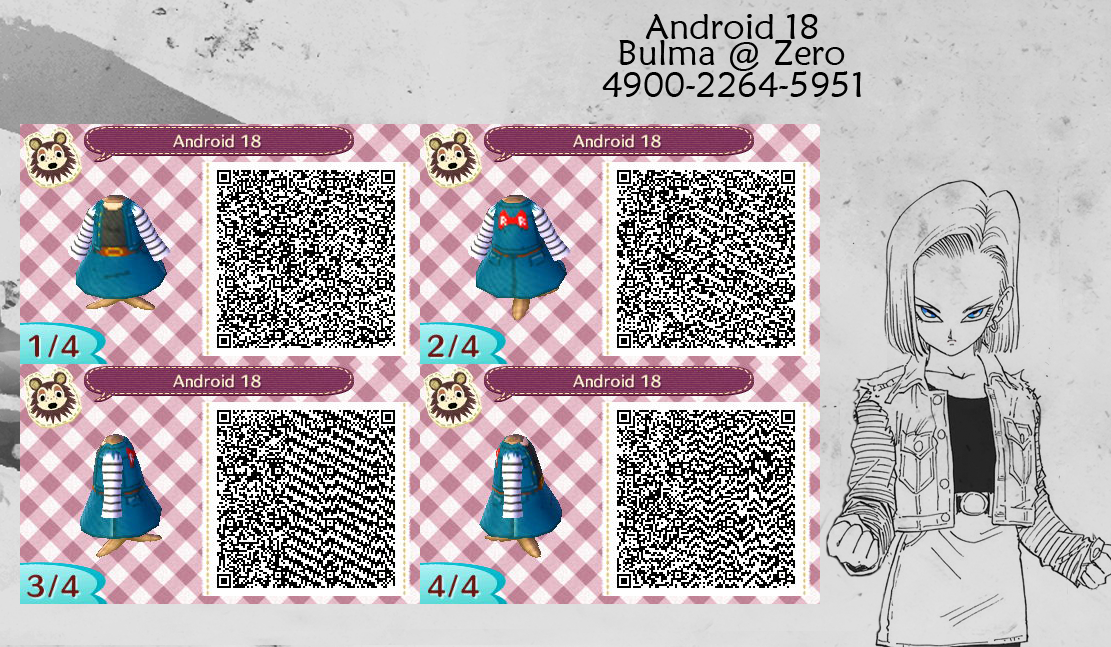 Pin On Animal Crossing New Leaf Qr Codes