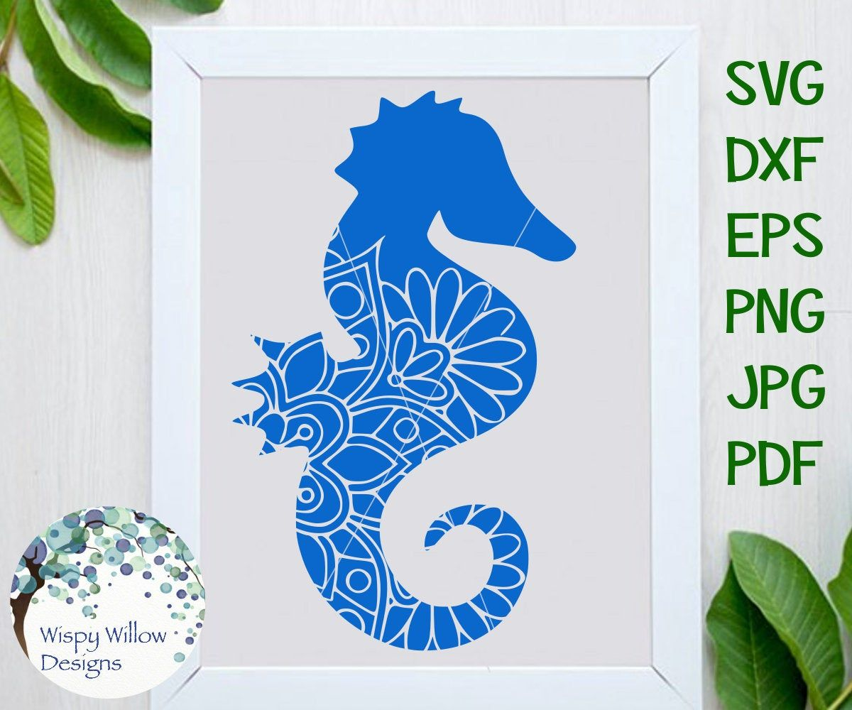 35+ Seahorse Svg Monogram Bundle In Svg/Dxf/Png/Jpeg/Eps SVG