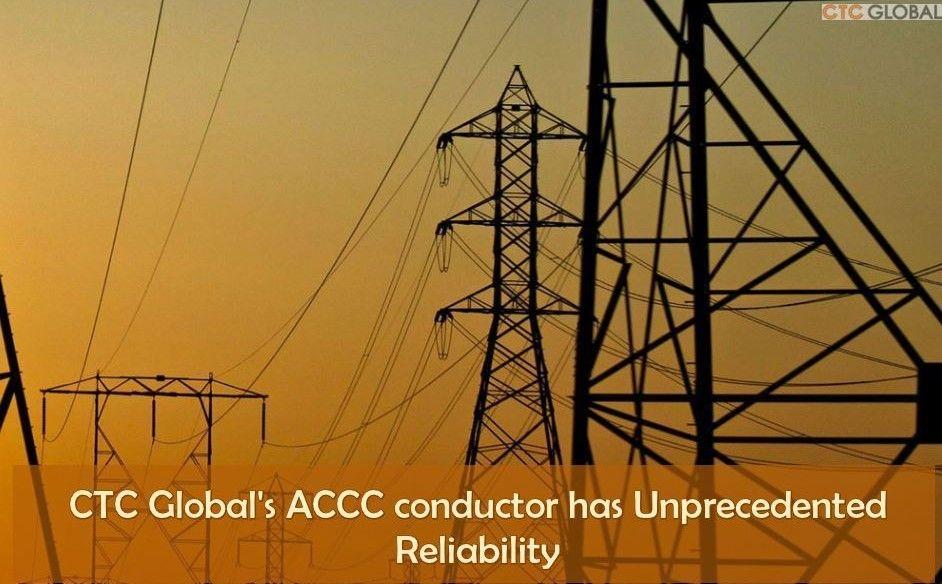 Accc Conductor Has Unprecedented Reliability Conductors Global Carbon Fiber