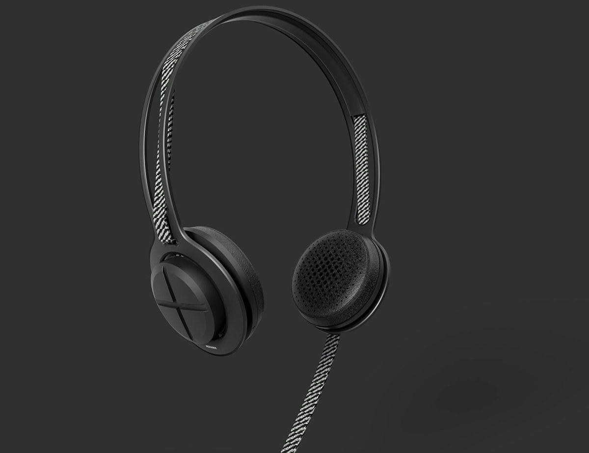MOHAWK HEADPHONES on Behance