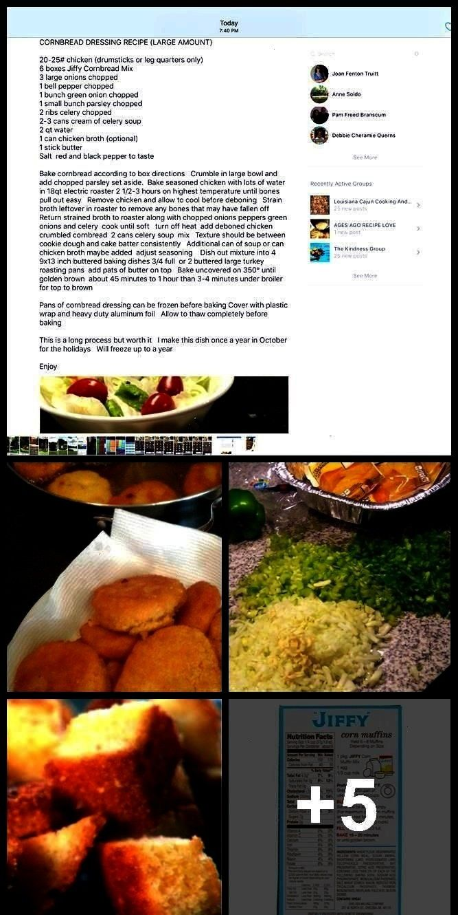 Yellow Onion Green Bell Pepper Celery Fresh Garlic Sage ...,    Informations About Easy Cornbread D