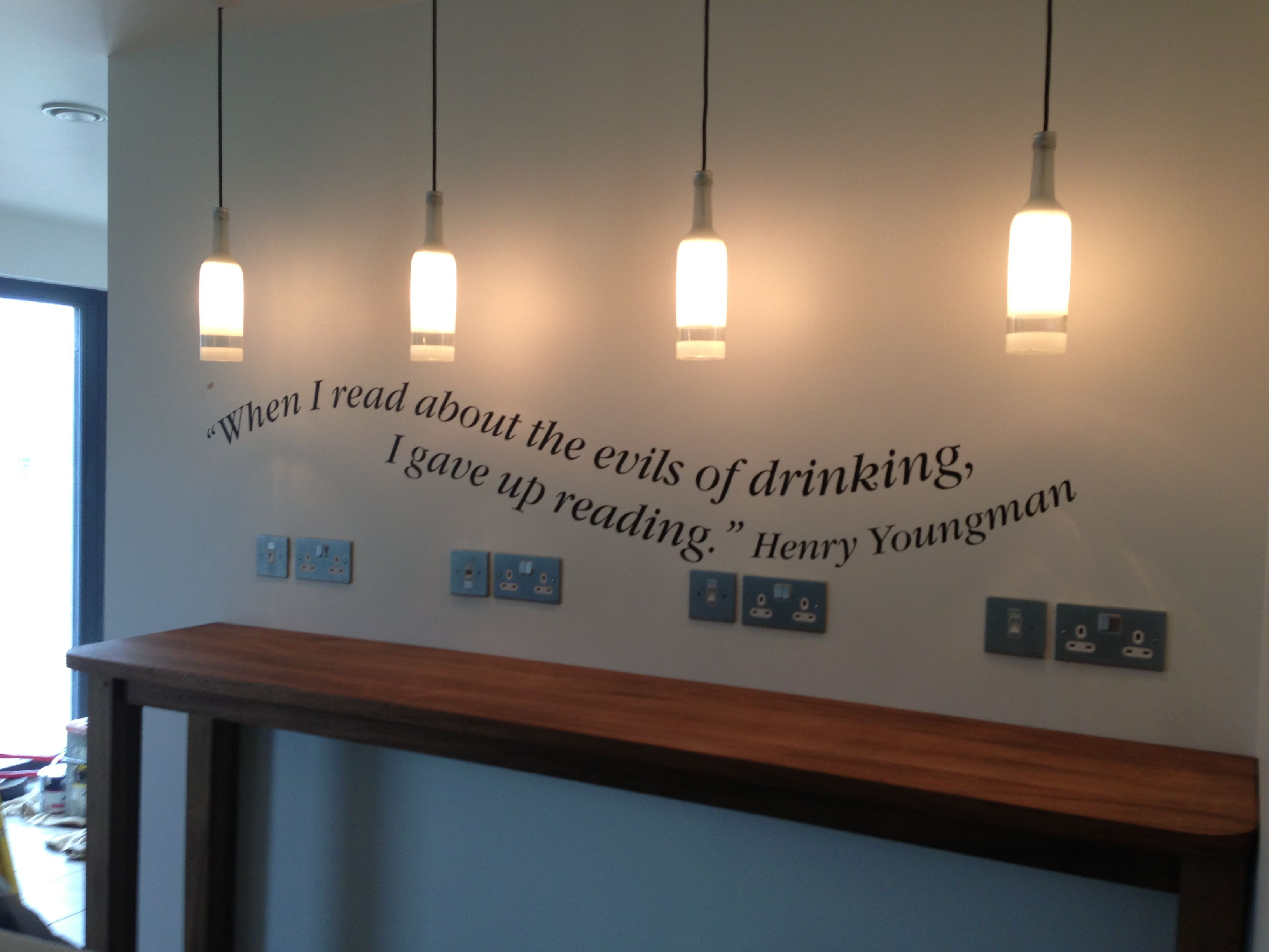 Great Day Weststreetwine With Quotes Going On The Walls Thanks