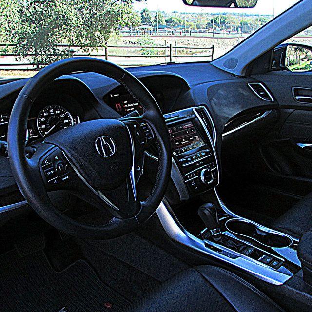2015 Acura Tlx Interior Vs. 2015 Volvo S60 Vs. 2015 Audi
