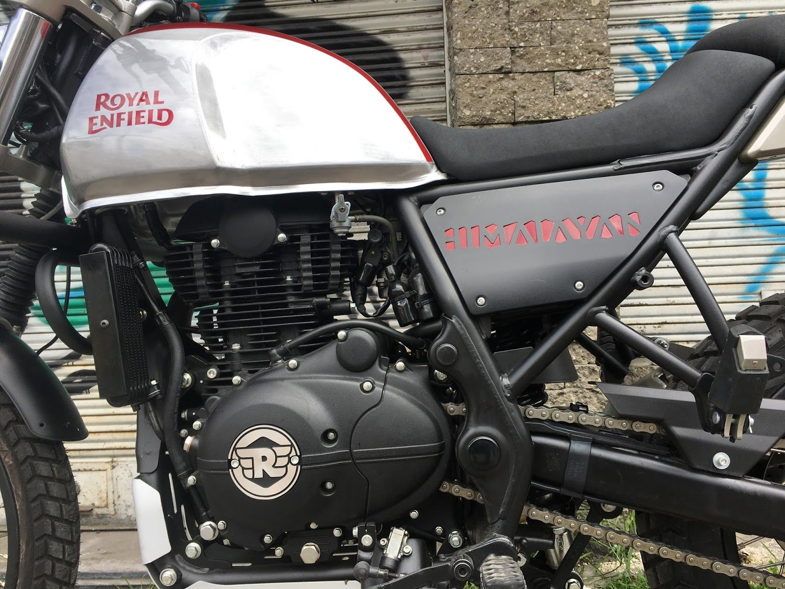 Himalayan Royal Enfield Image By Yeoggessh V On Enfield Himalayan