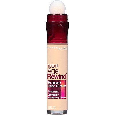 Maybelline Instant Age Rewind Eraser Dark Circle Treatment Concealer   Ulta Beauty #darkcircle