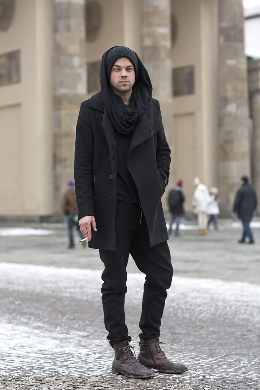 Berlin Street Fashion Men