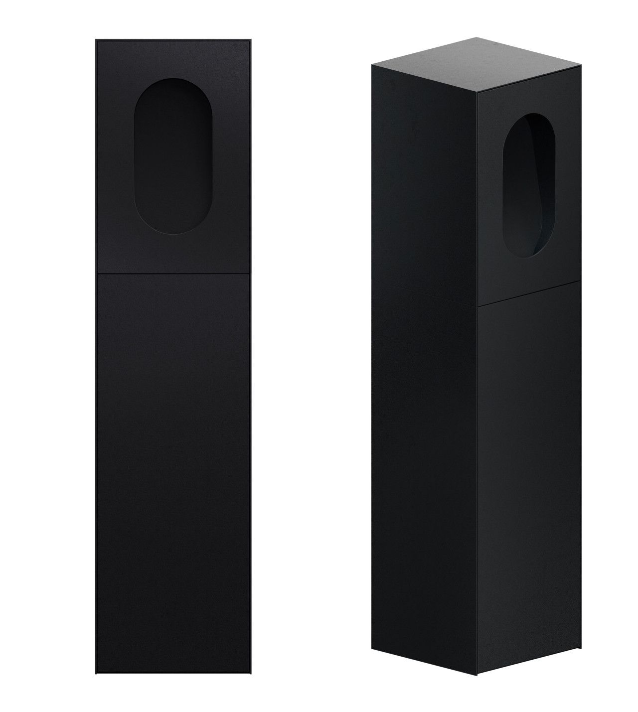 The apas monolith water cooler simplifies the design of
