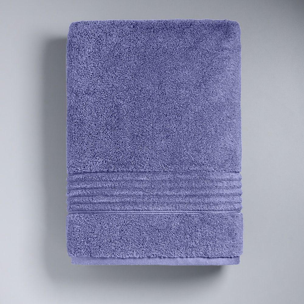 Simply Vera Vera Wang Signature Bath Towel Lt Purple Simply