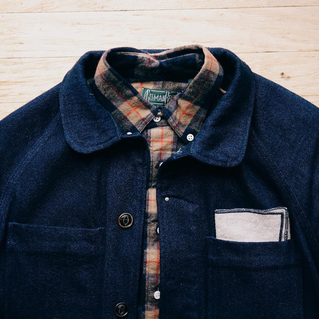 1820838f746 Zifix — pandcoclothing  marvaments  Flannel and indigo...