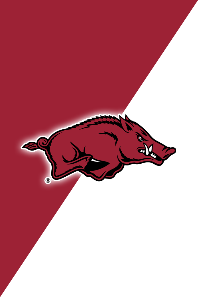 Get A Set Of 12 Officially Ncaa Licensed Arkansas Razorbacks Iphone Wallpapers Sized Precisely For A Funny Art Arkansas Razorbacks Arkansas Razorbacks Football