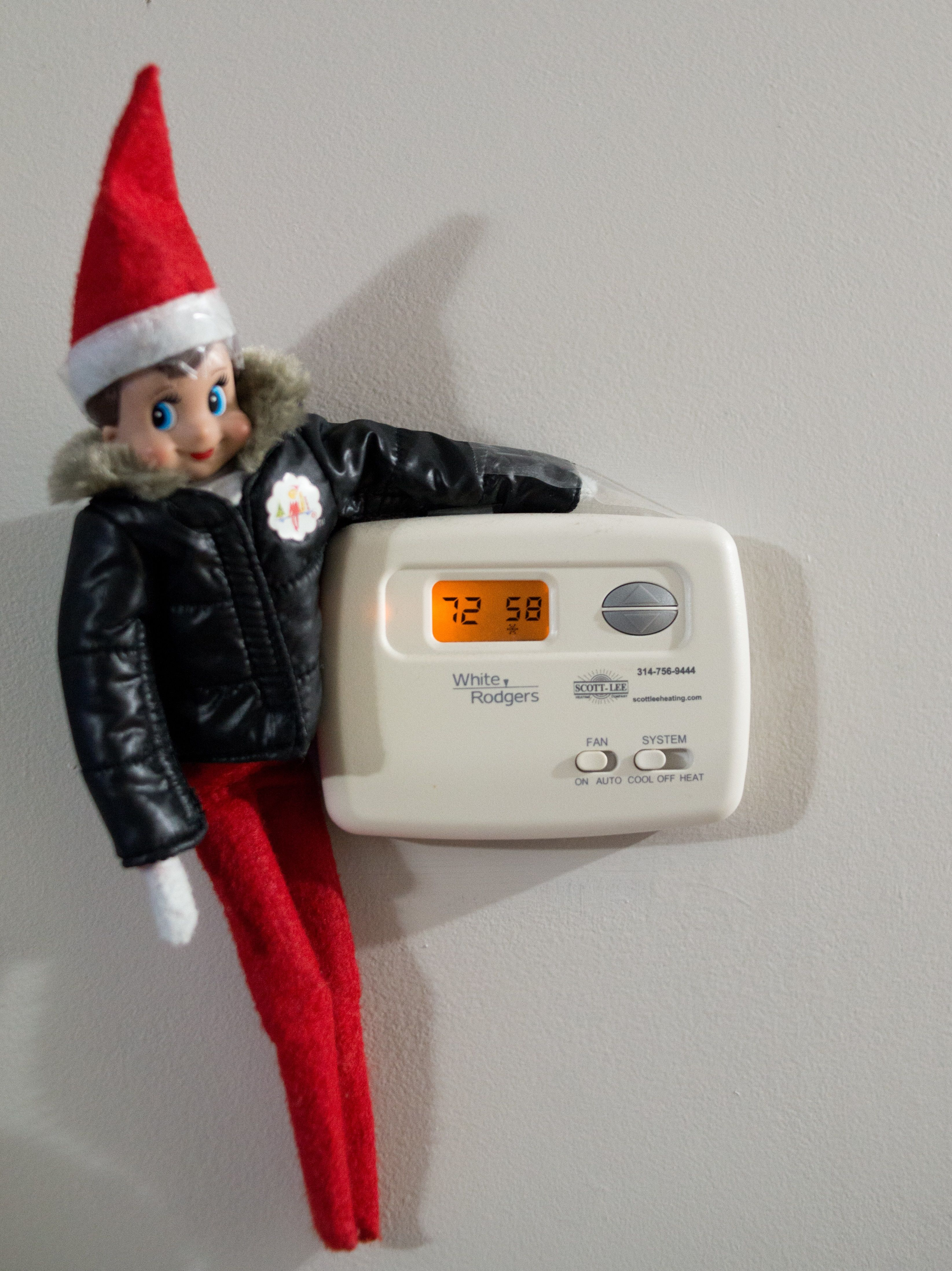 Prevent Elves Kids And Spouses From Messing With Your Temperature