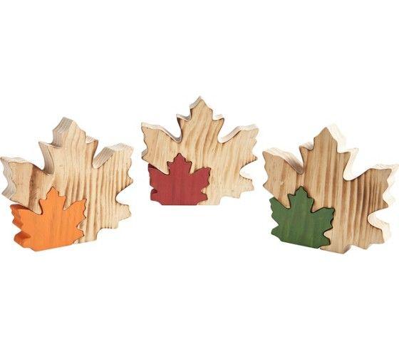 Dekoobjekt aus Kieferholz in drei verschiedenen Farben erhältlich. L/B/H: ca…
