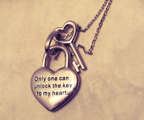 Only One Can Unlock The Key To My Heart Love Love Quotes Quotes