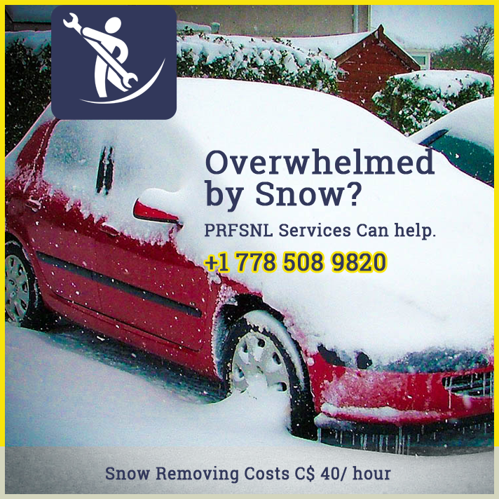 Unearth your car buried by snow storm! Give us a call at +1