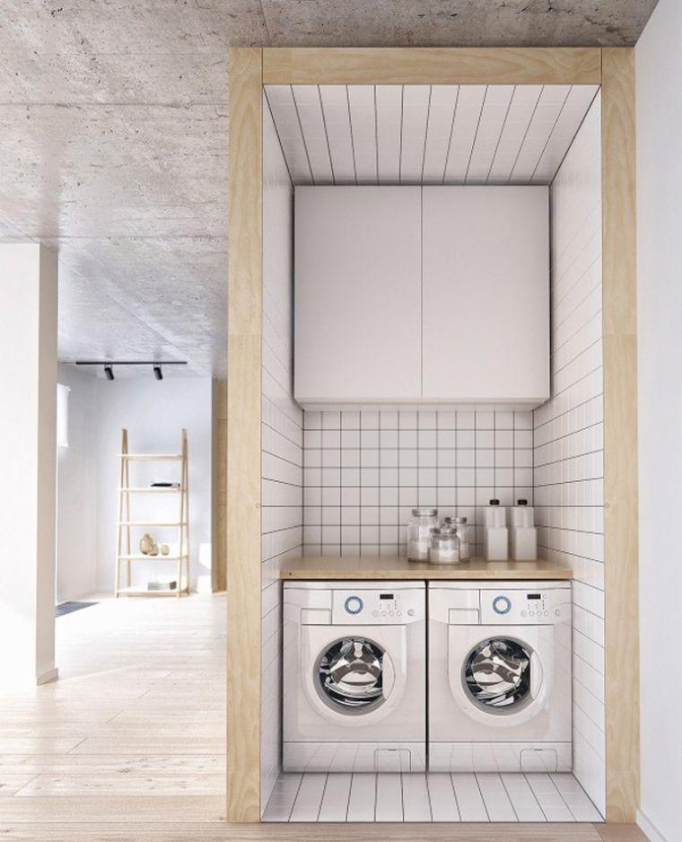 11x werken met witte tegels (liefst met zwarte voeg!) - Badkamer