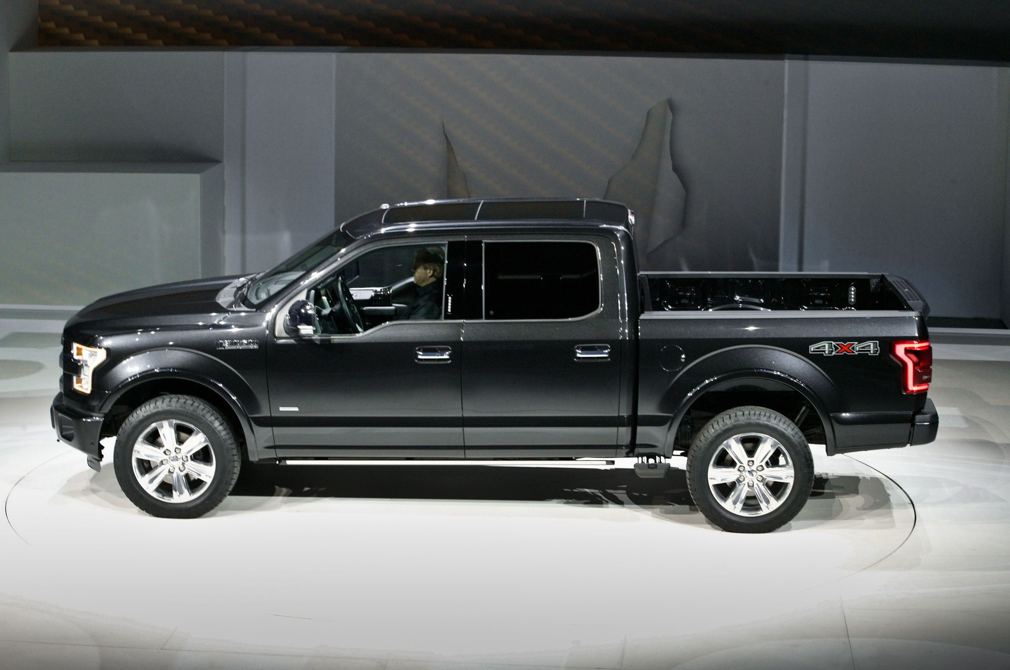 New ford f 150 2015 redesign