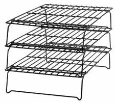 Excelle Elite 3 Tier Cooling Rack Cooling Racks Baking Tools Baking Supplies