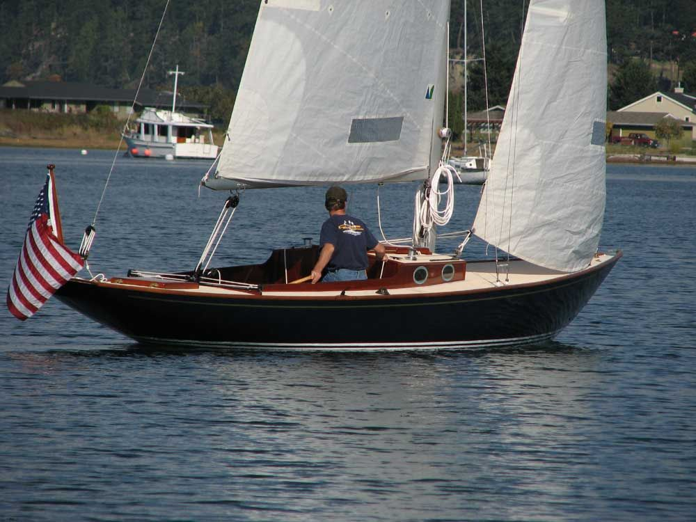 Best Small Sailboats, Trailerable Sailboats | Zheng He Dreamin