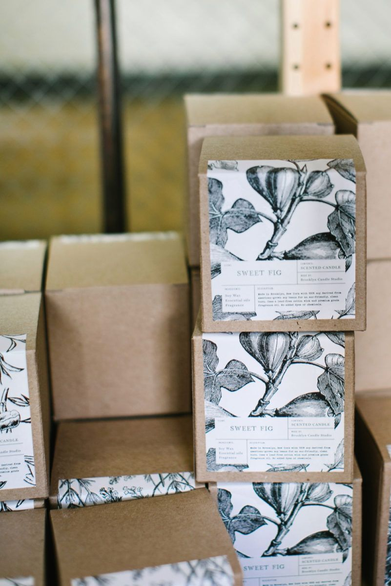 Featured Shop Brooklyn Candle Studio Brand Packaging Candle