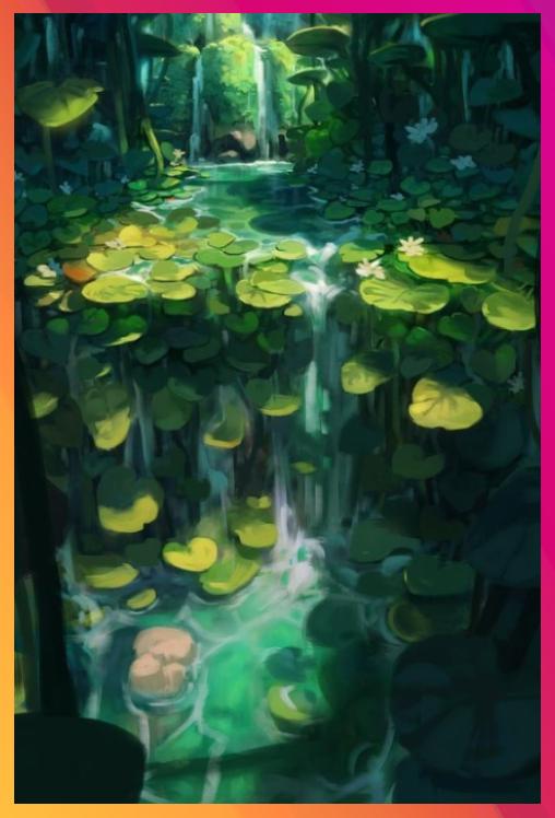 51 Rätselhafte Waldkonzeptkunst, die Sie in Erstaunen versetzen wird - Merys Stores #Rätselhafte #Waldkonzeptkunst, #die #Sie #Erstaunen #versetzen #wird #Merys #Stores