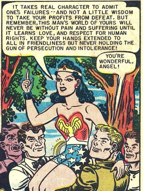 Wondy Wonder Woman Comic Wonder Woman Quotes Comics Quote