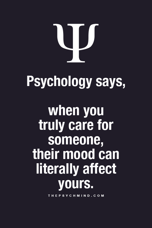 Psychology Says When You Truly Care For Someone Their Mood Can