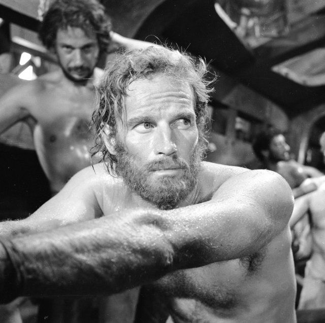 Still of Charlton Heston in