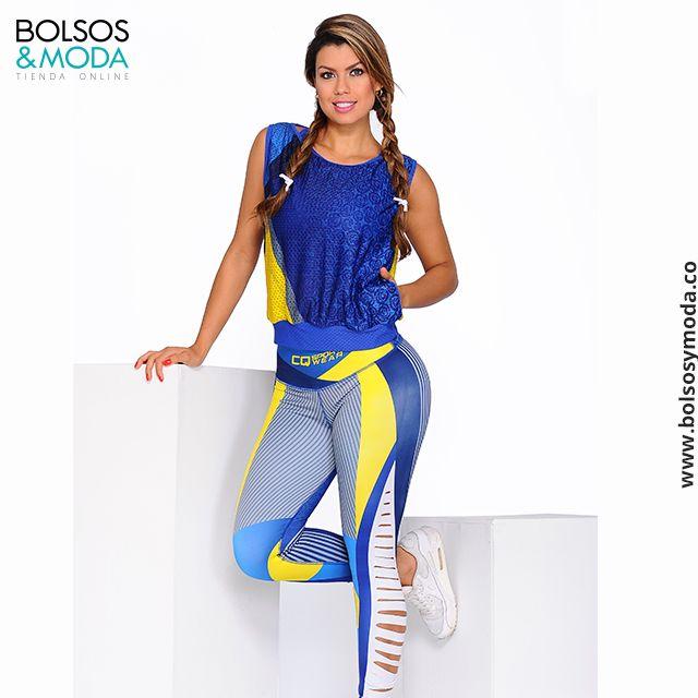 Venta de conjuntos deportivos para mujer online en 2019  1ec68e1a62715