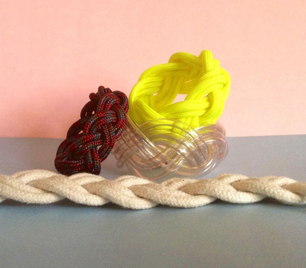 How To Make A Turk S Head Sailors Bracelet Knit Bracelet Make