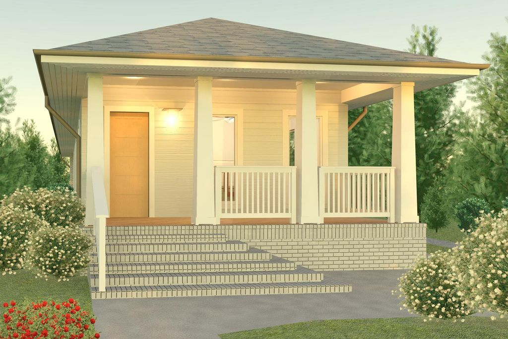 Houseplans Bungalow Style HouseSmall Bungalow Style