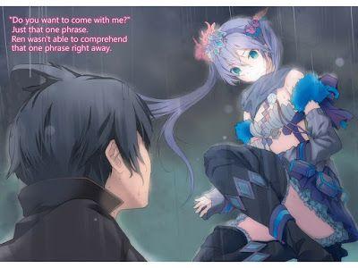 Anime Light Novels: Sekai No Owari No Encore PDF Download