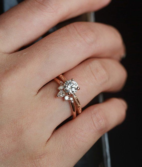 Photo of Pink Sapphire Engagement Rings | Wholesale Diamonds | Jewelers Near Me