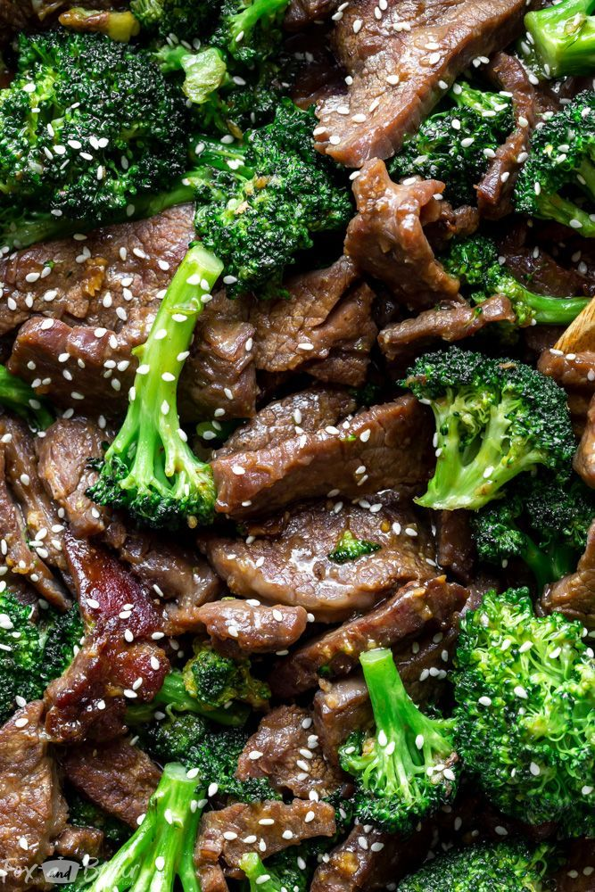 Beef and Broccoli images