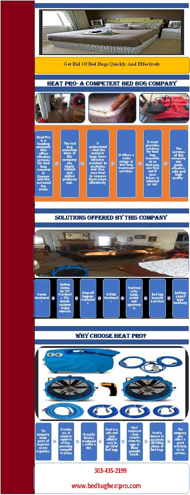 Heat Pro is a leading company that offers effective